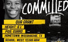 Qua Grant commits to Wichita State