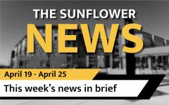 This week's news in brief (April 19-25)