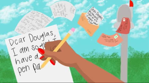 KMUW partners with community to start pen pal project