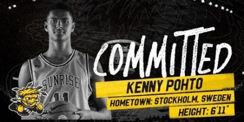 Shockers land commitment from Kenny Pohto