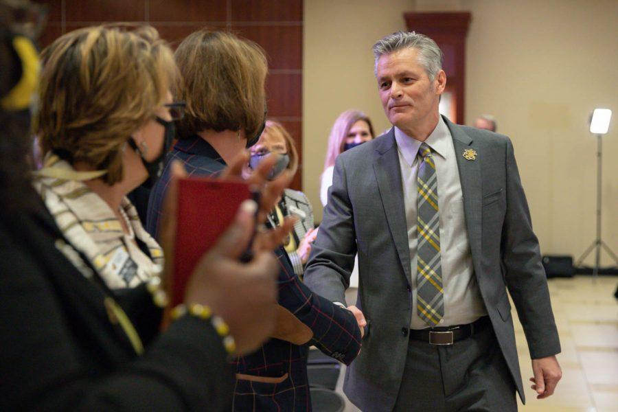 Rick Muma has been selected as the new president of Wichita State University.