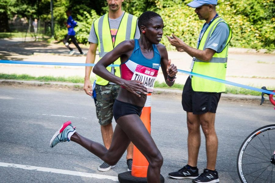 Former Shocker Aliphine Tuliamuk makes Olympic debut