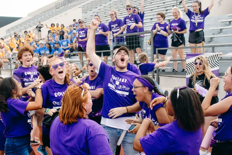 College of Fine Arts reign victorious in annual Clash of the Colleges