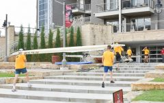Boats and Bikes is partnered with WSU for the campus rowing team and recreational program. They also offer rentals for trikes, scooters, bicycles, pedal boats and kayaks, for those looking to spend some time on the river or riding in town.
