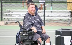 Nick Taylor brings Paralympic experience to Tennis program
