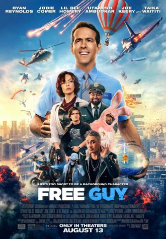 20th Centurys recently released movie Free Guy