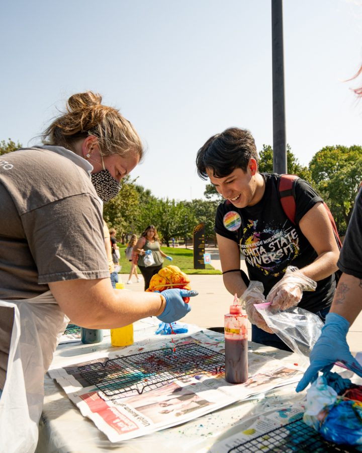 The event was held on Sept 7 in front of the RSC.