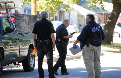Shooting near WSU campus leaves one teenager dead