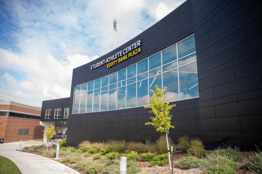 Wichita State opened its 36,000 square foot Student-Athlete Center in October 2020.